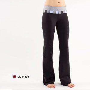 LULULEMON Groove Pant (Tall) Size 6